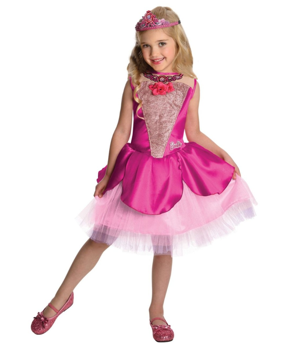 sc 1 st  Wonder Costumes & Barbie Kristyn Girls Costume - Girls Costume