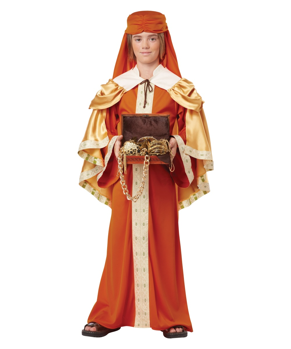 Gaspar Of India Boys Costume  sc 1 st  Wonder Costumes & Gaspar Of India Boys Costume - Boys Costume