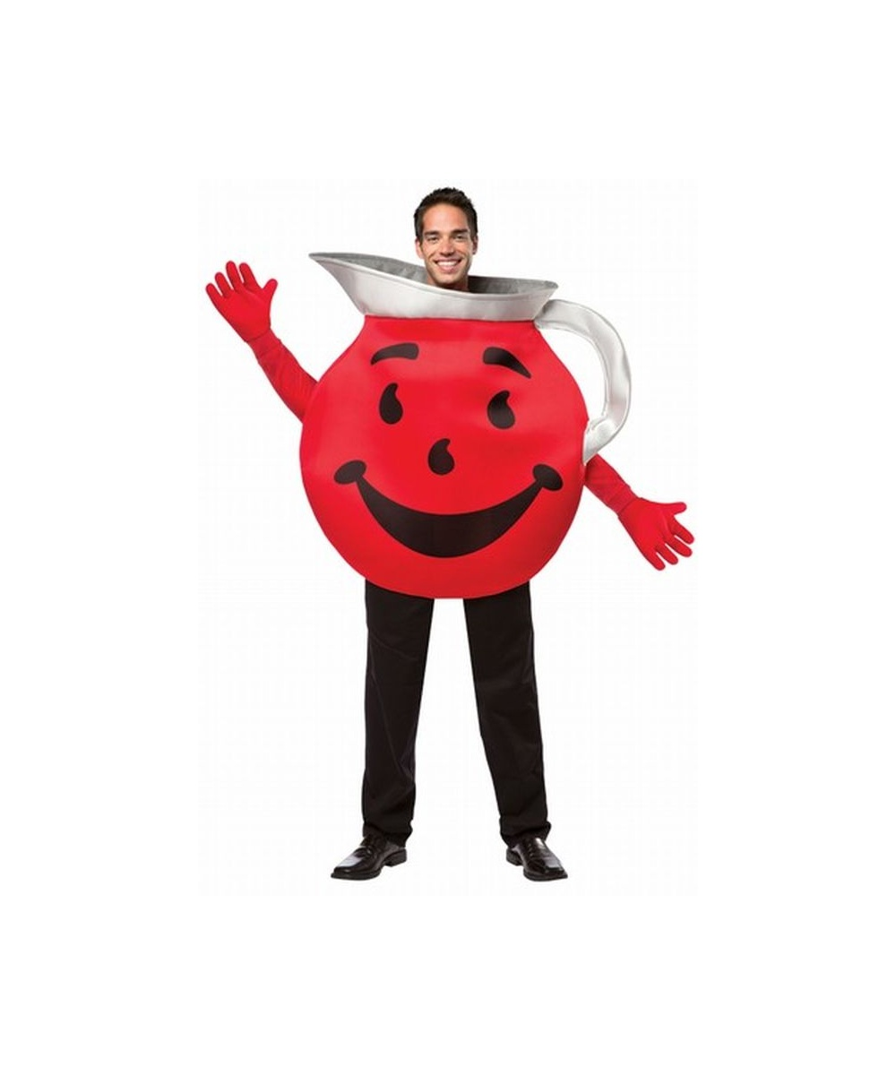 Kool Aid Man Halloween Costume
