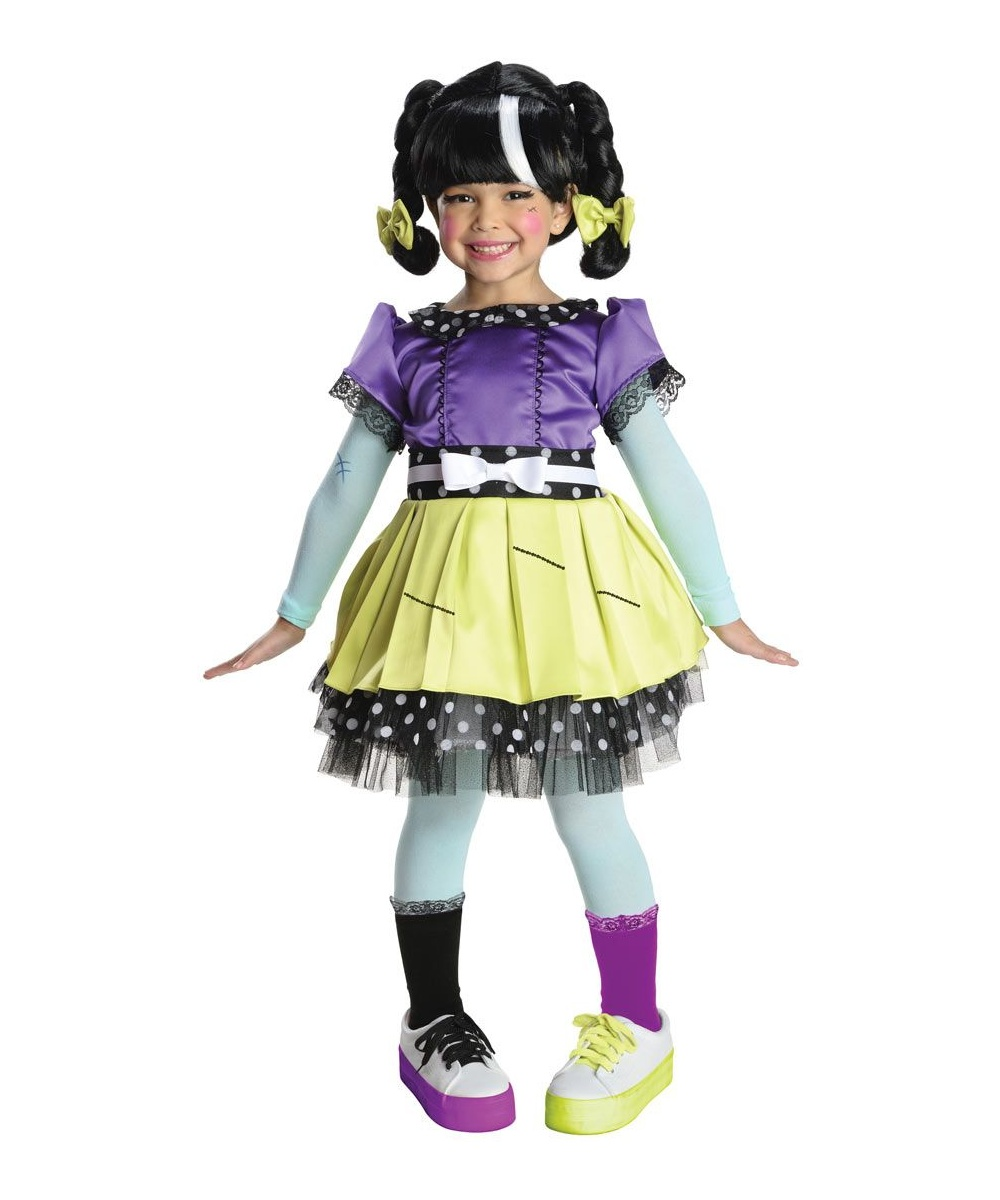 Lalaloopsy Scraps Sewn Girls Costume