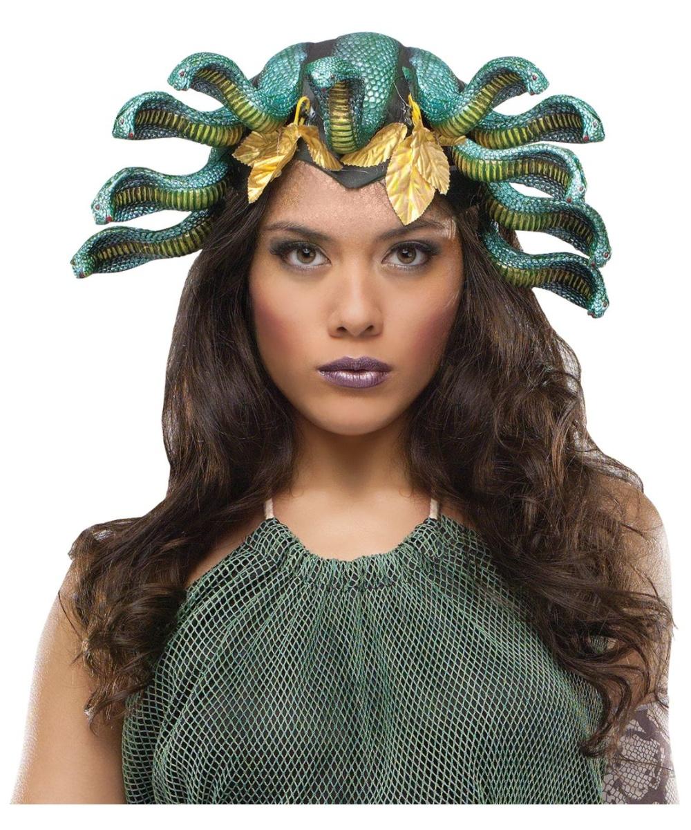 medusa hair costume medusa snake hair headpiece women costume