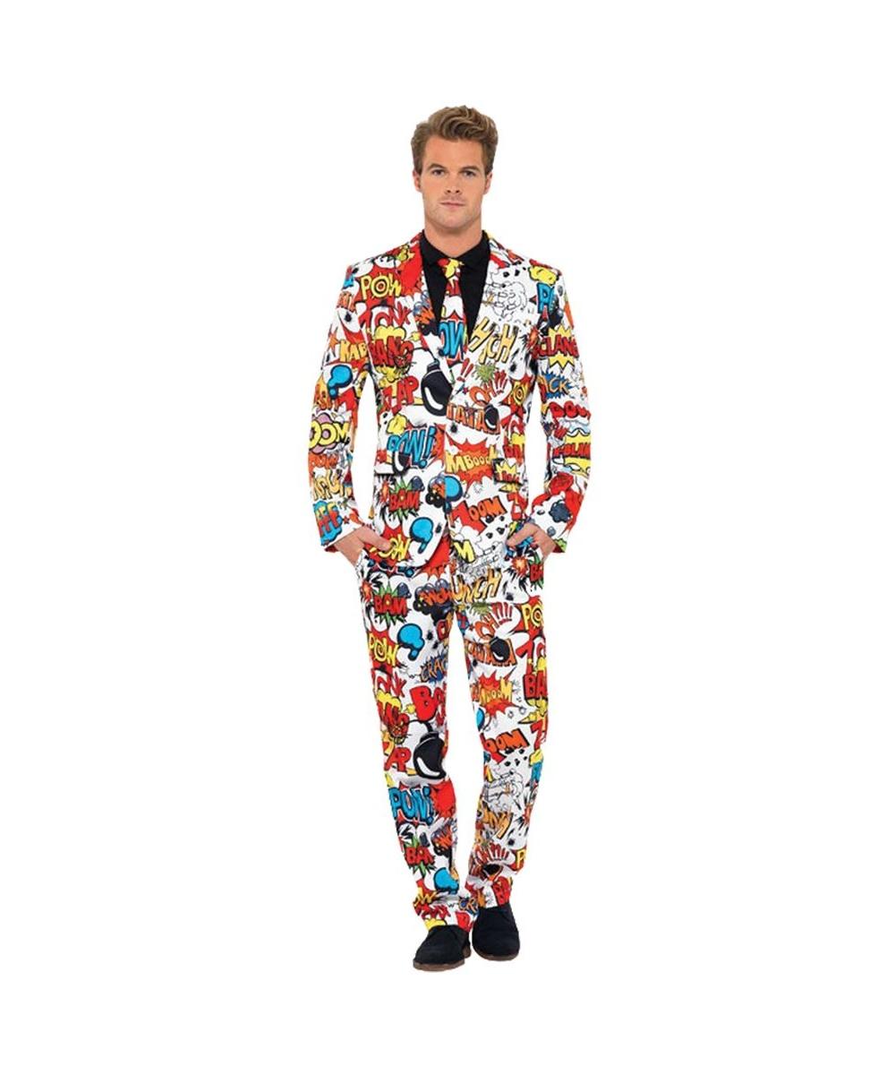 Comic Strip Oppo Suit