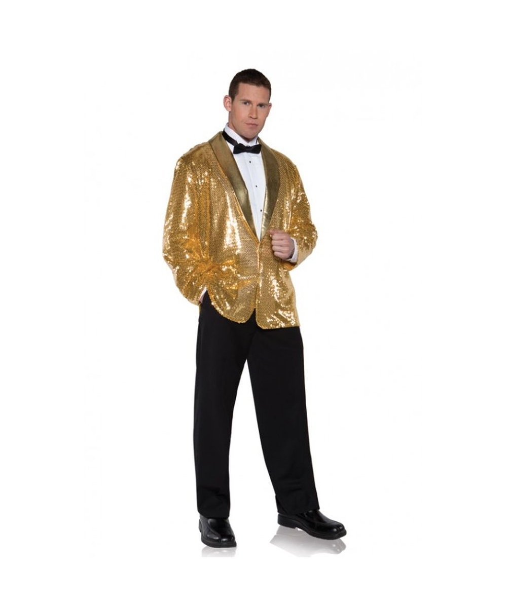 Mens Sequin Clothing