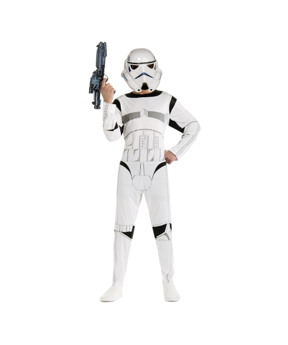 Mens Rebels Stormtrooper Costume