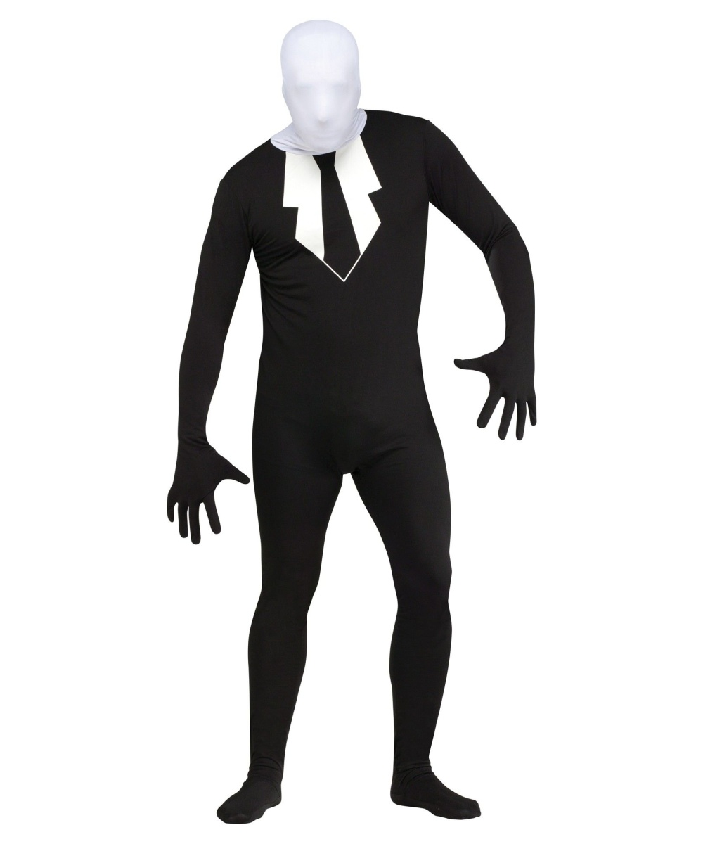 Mens Skinny Man Costume