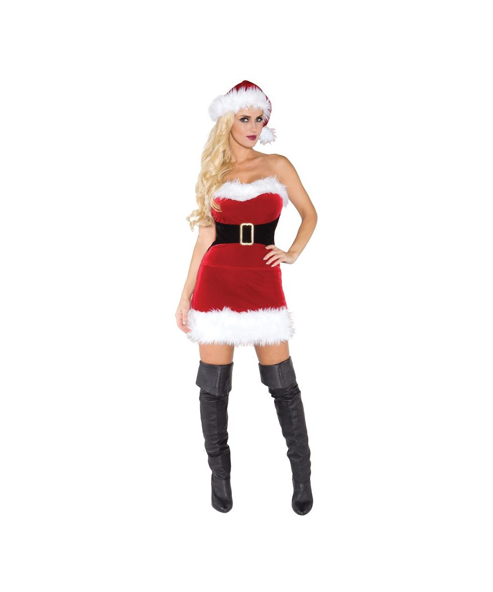 mistress clause womens costume women costume