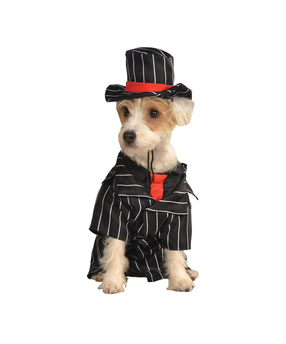 sc 1 st  Wonder Costumes & Mobster Pet Costume