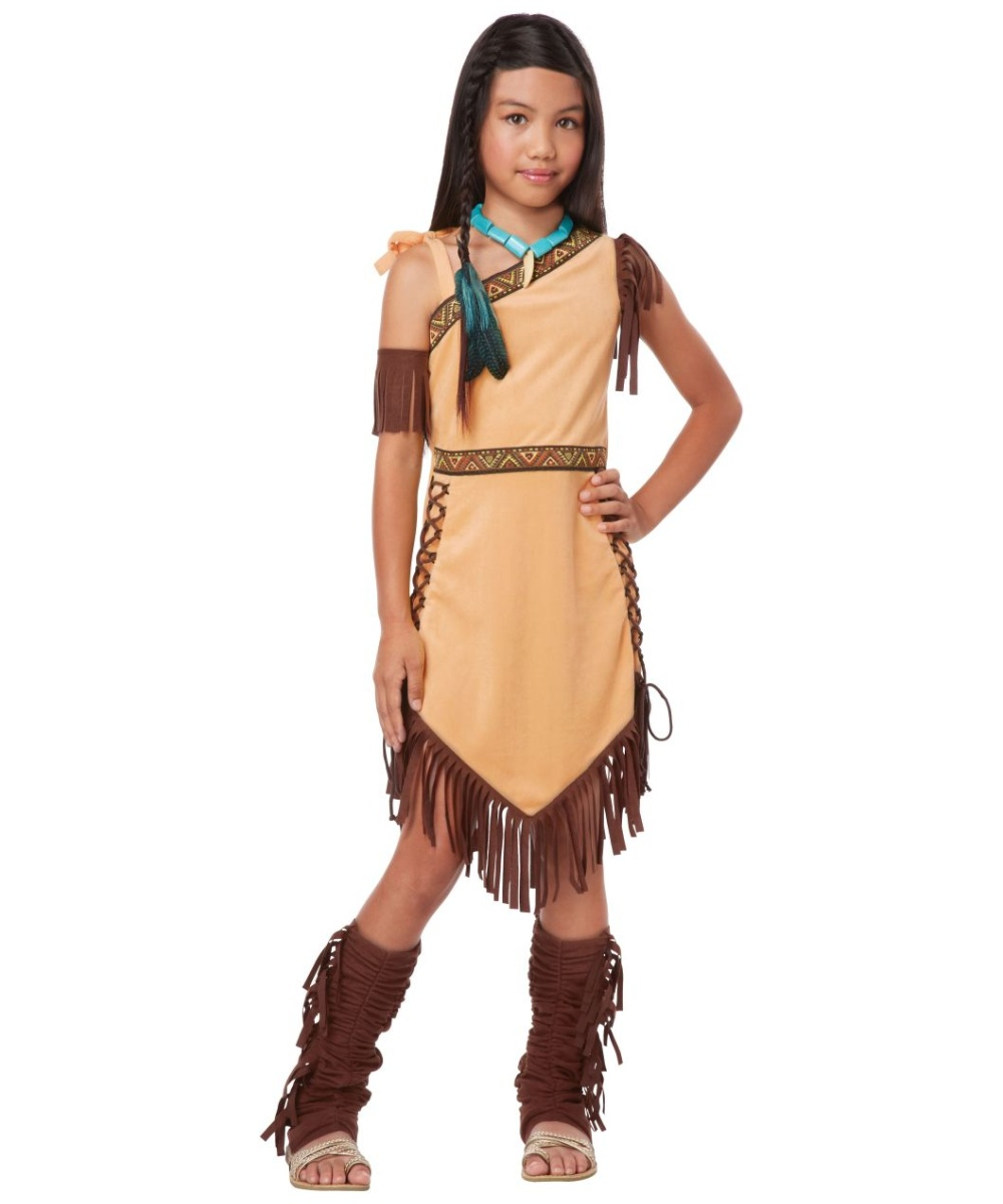 99f32b9a8c0 Native American Princess Girls Costume.   25.88. Native Indian Women Costume