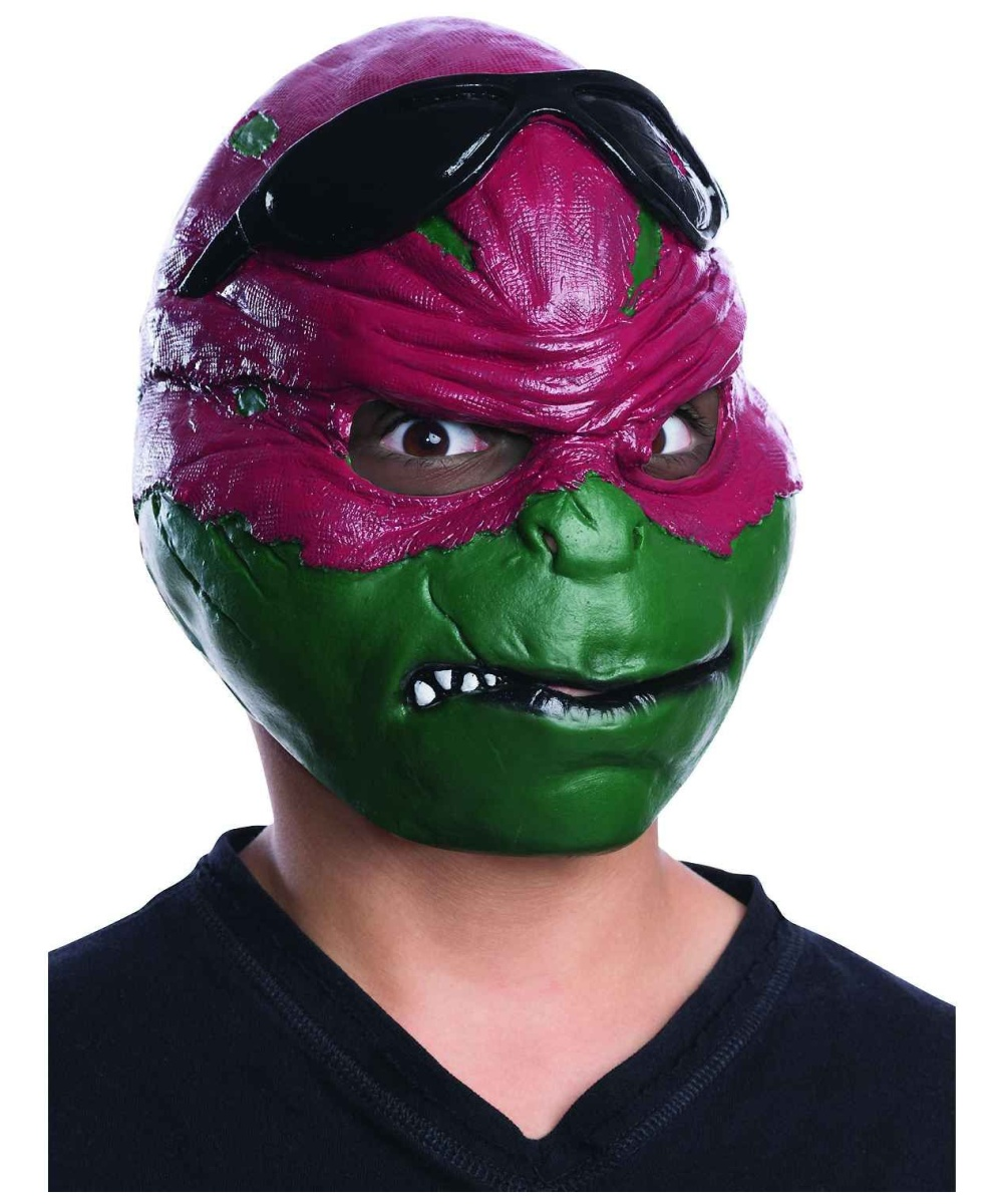 Ninja Turtles Raphael Kids Mask