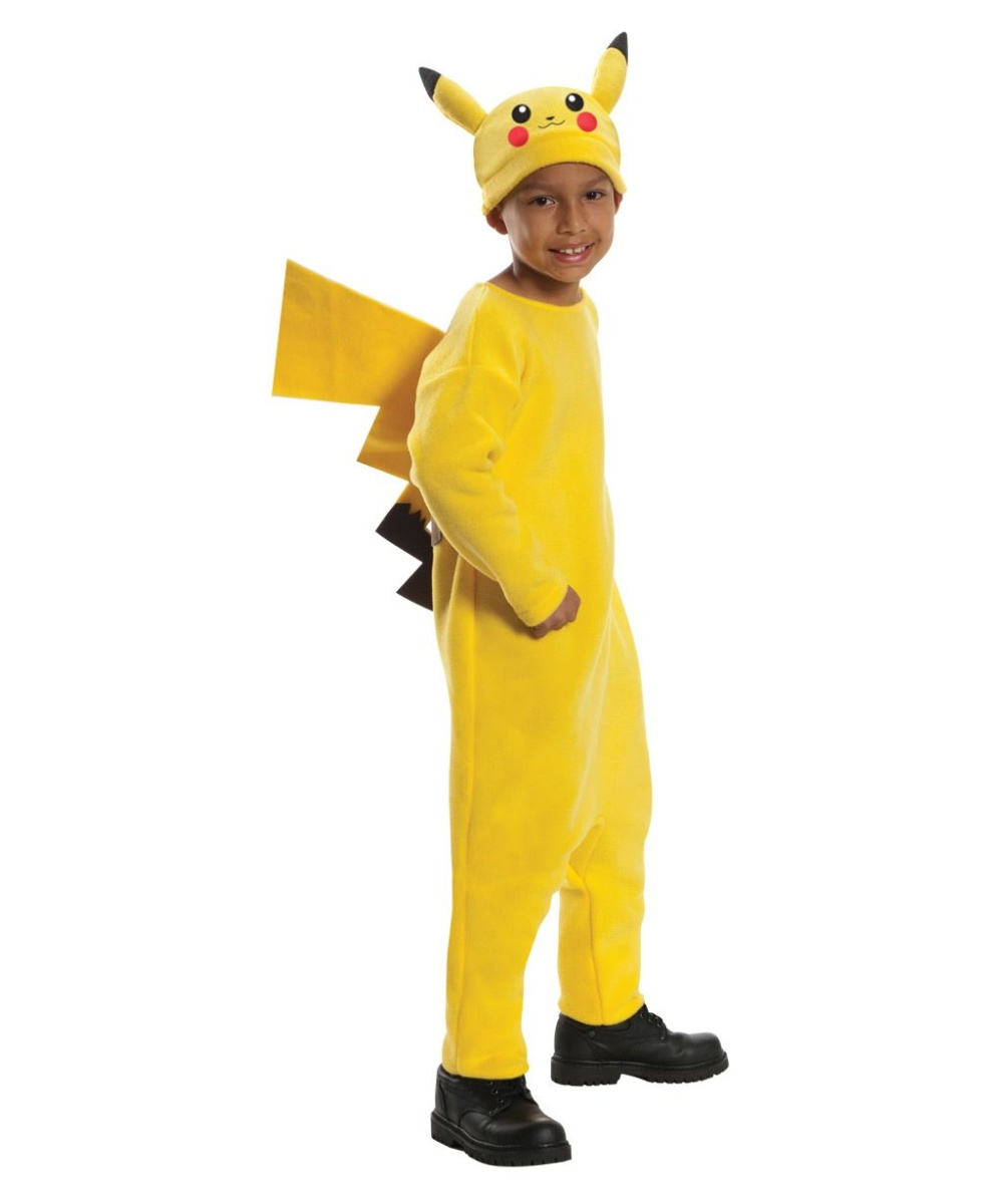 Pikachu Pokemon Costume for Boys