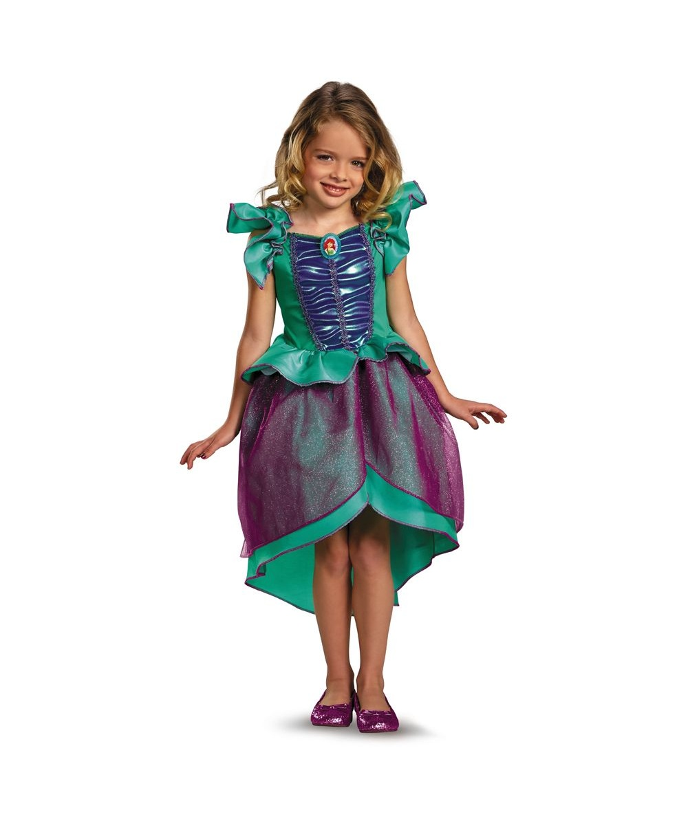 princess ariel economy girls costume - girls costume