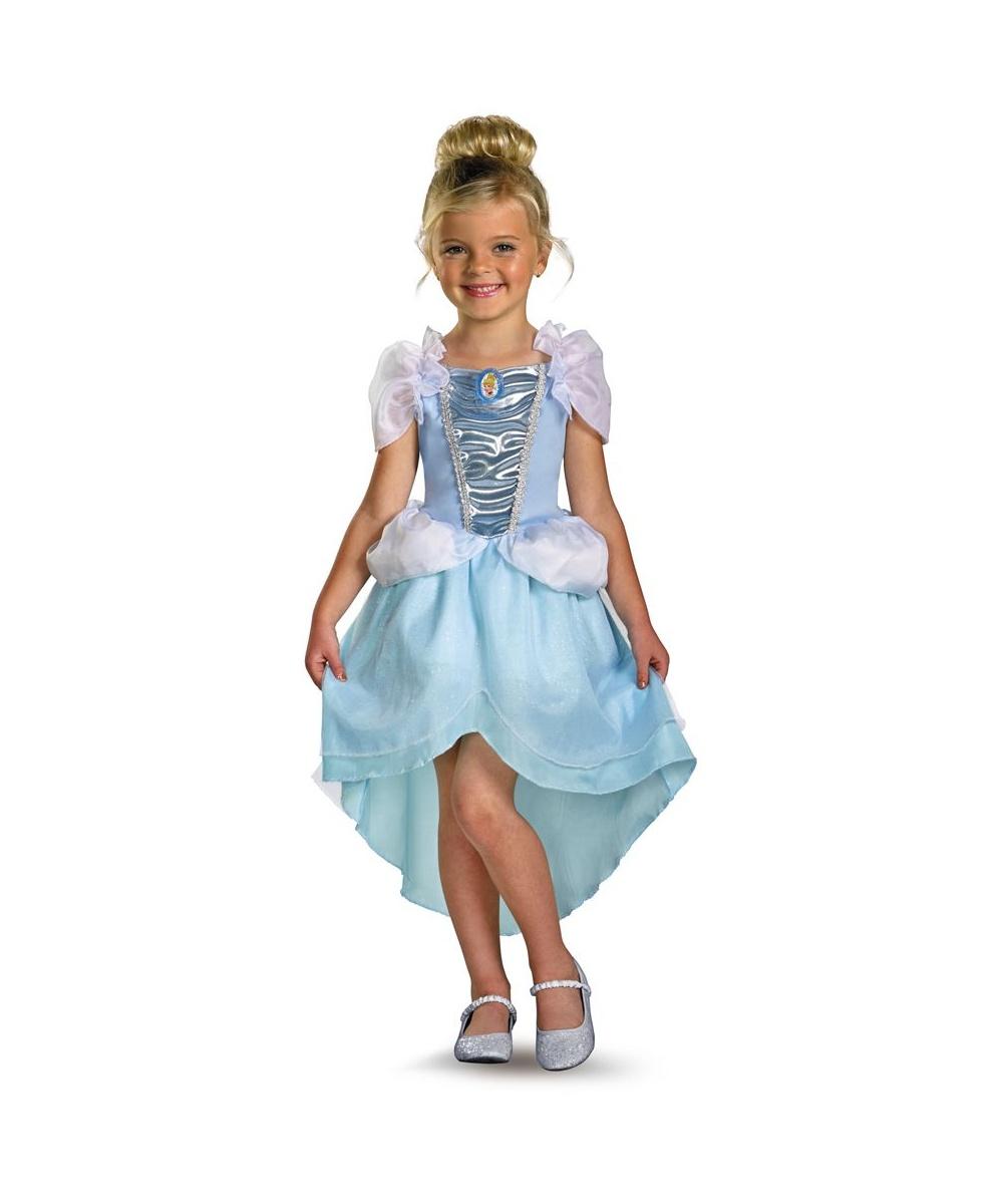Princess Cinderella Economy Girls Costume Girls Costume