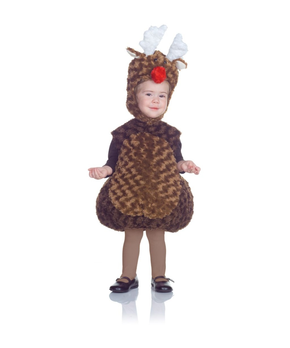 Kid S Reindeer Toddler Costume Christmas Costumes
