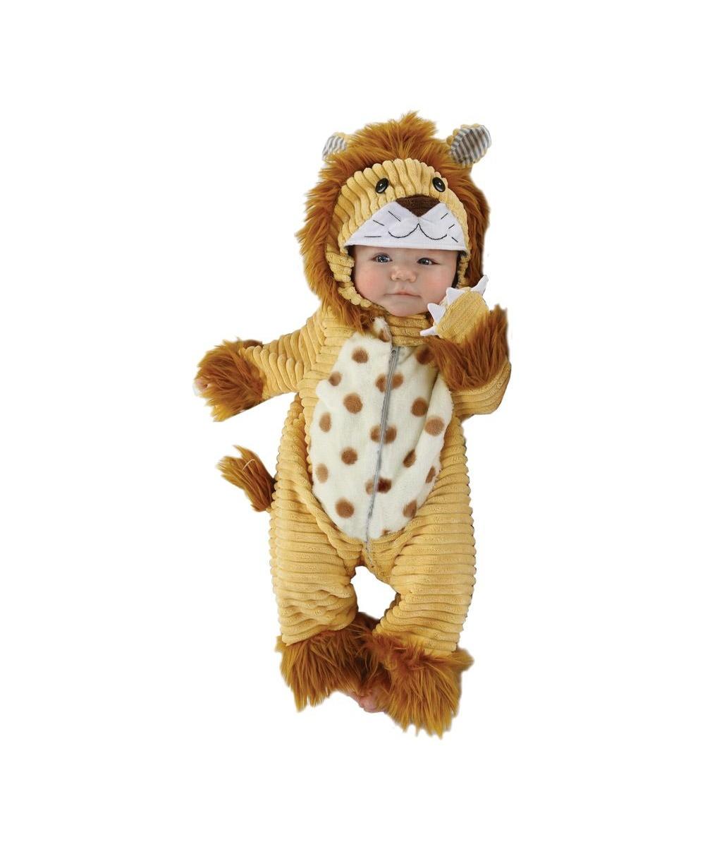 Safari Lion Baby Costume