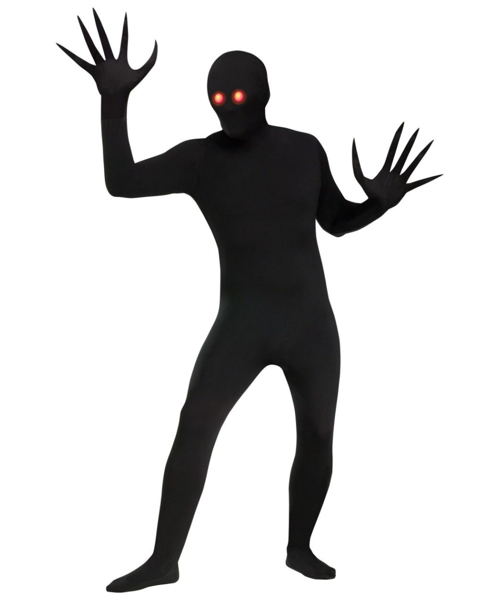 Shadow Demon Skin Suit Costume