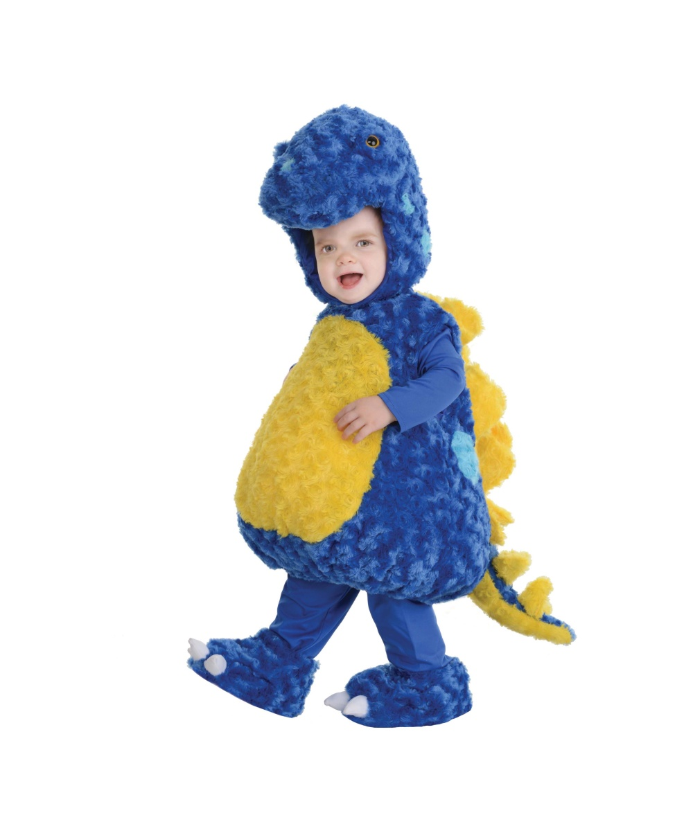 Halloween Costume For Kids Blue Cat