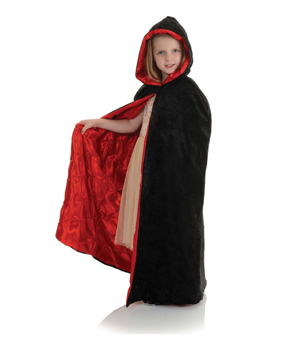sc 1 st  Halloween Costumes & Vampire Kids Cape