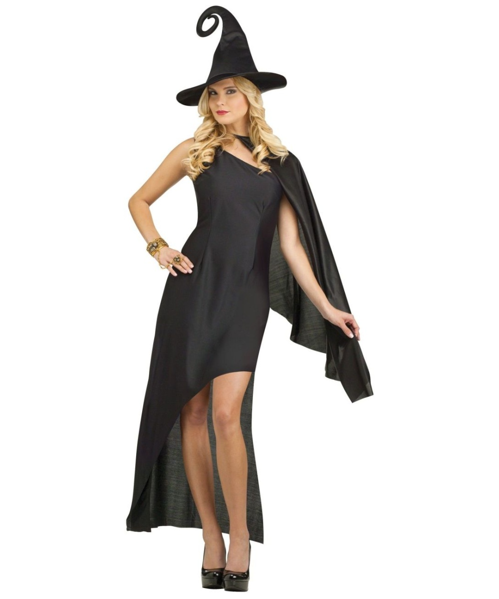 Vintage Witch Womens Costume