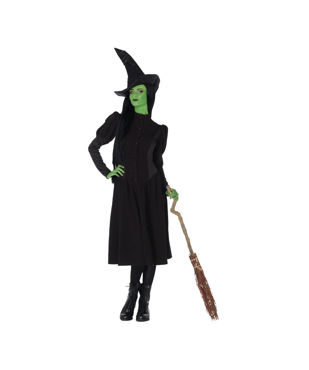 Wicked Elphaba Womens Costume