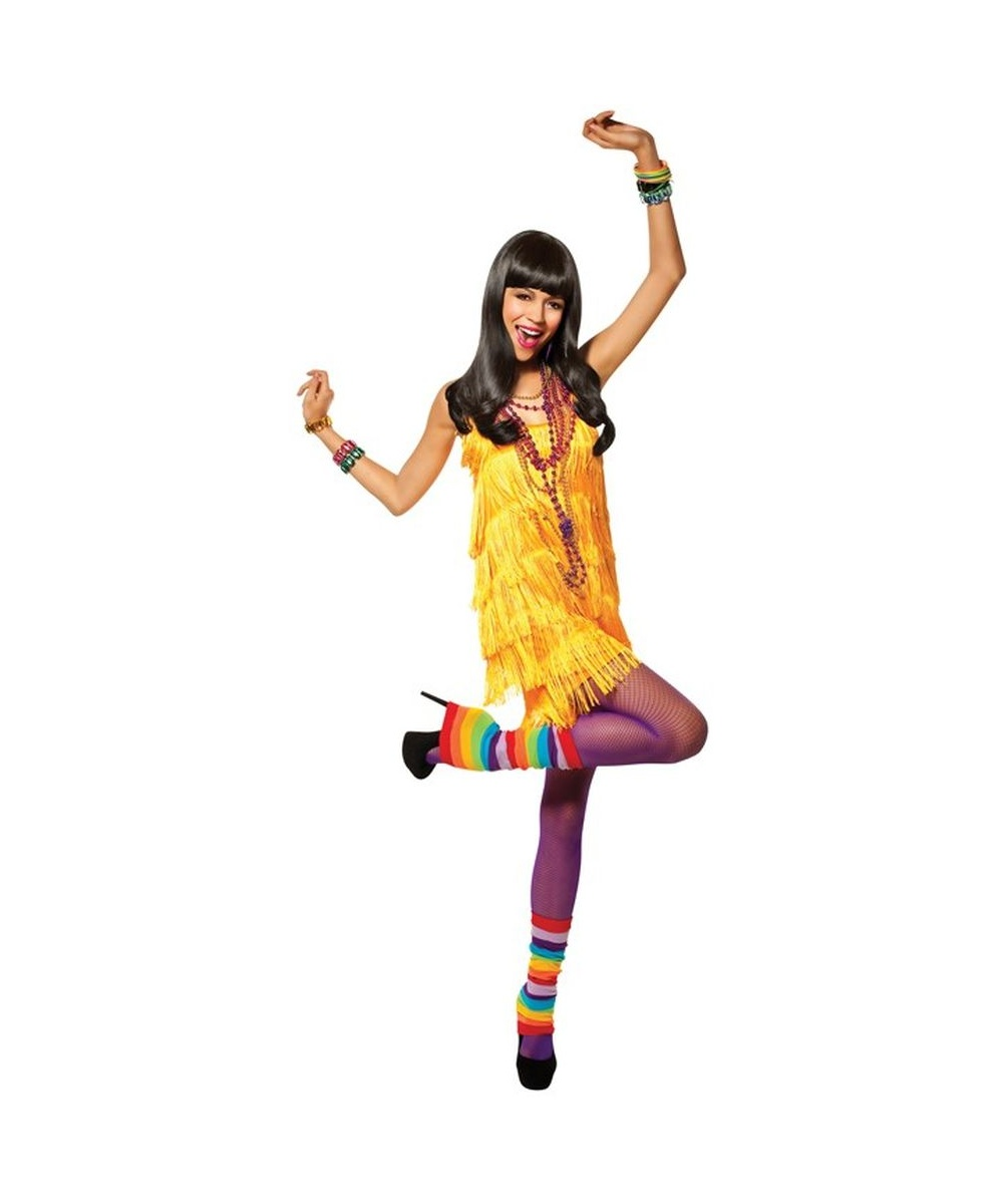 Womens Funky Flapper Costume
