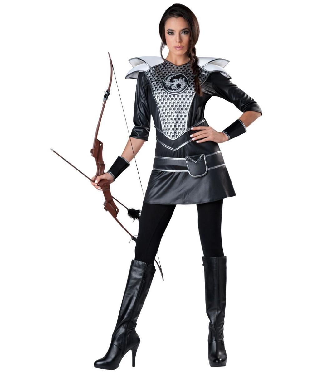 Midnight Huntress Womens Costume - Women Costume
