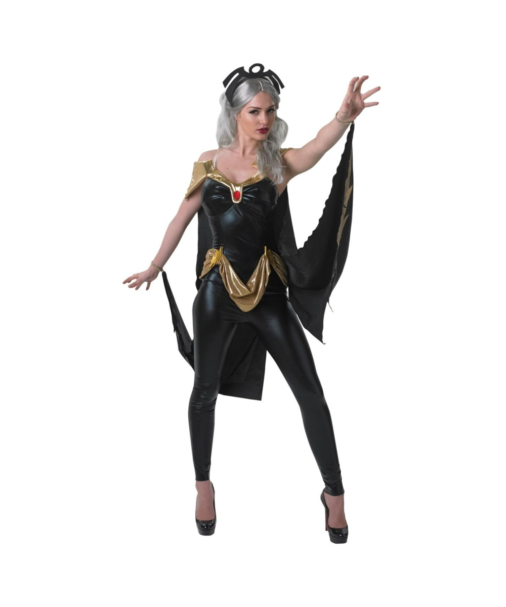 sc 1 st  Halloween Costumes & Marvel Storm Womens Costume - Superhero Costume