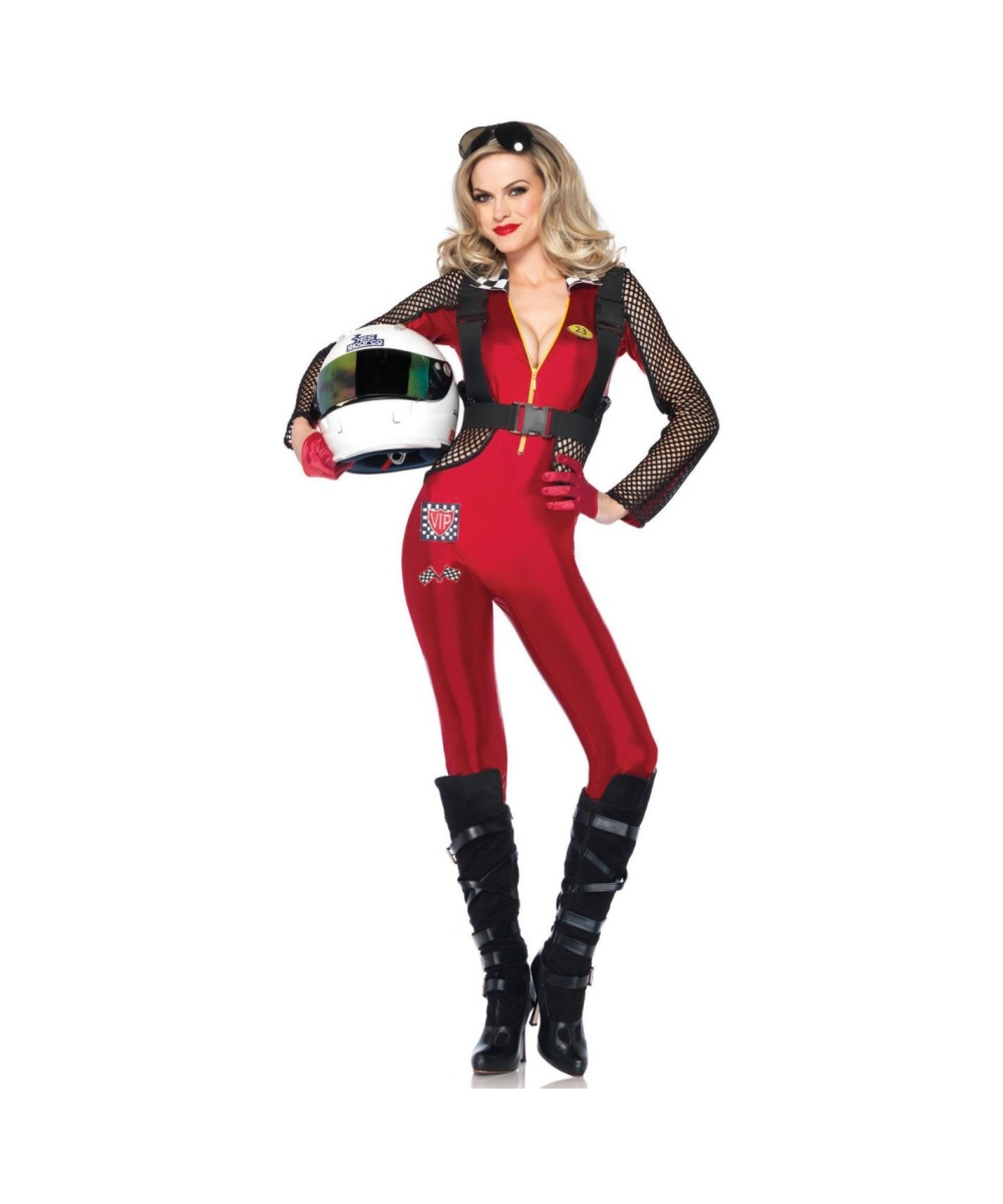 Womens Pitstop Penny Costume