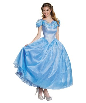 Cinderella Movie Womens Costume Prestige