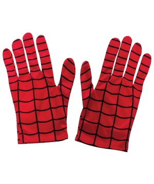 Amazing Spiderman Gloves