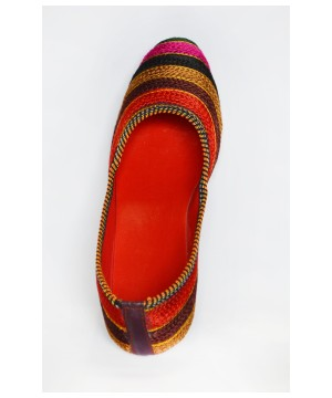 Artisan Flat Shoes Made in India