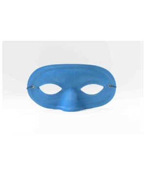Blue Domino Male Mask deluxe