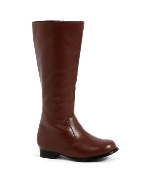 Boys Brown Boots