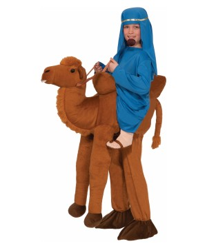 Desert Walker Camel Rider Boys Costume