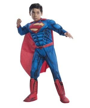 Boys Dc Comics Superman Costume