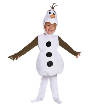 Frozen Olaf Little Boys Costume