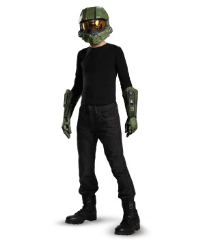 Master Chief Halo Boys Costume Kit