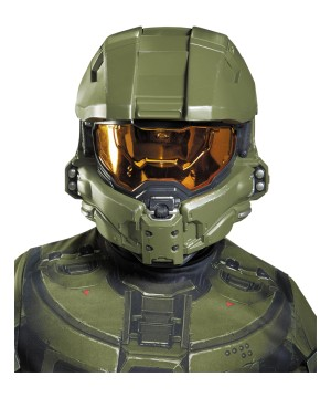 Boys Halo Master Chief Mask