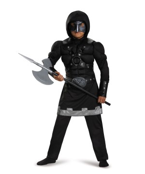 Boys Merciless Executioner Costume