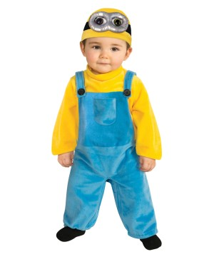 Boys Minion Bob Baby Costume