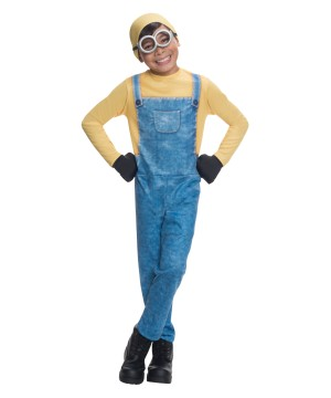 Despicable Me Minion Bob Boy Costume