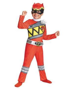 Boys Power Ranger Costume
