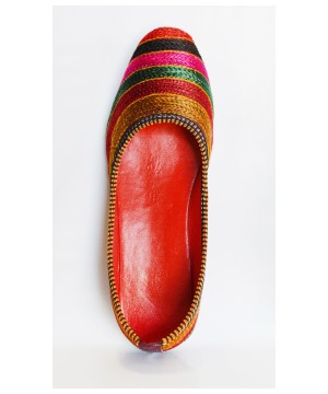 Color Artisan Crafted Hand Made Shoes
