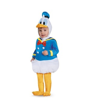 Donald Duck Baby Disney Costume Prestige
