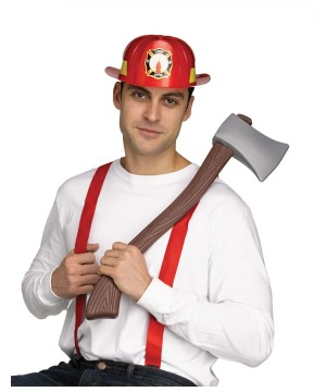 Firefighter Costume Kit