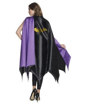 Girls Dc Bat Cape