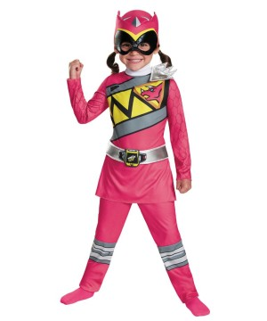 Girls Dino Charge Baby Costume