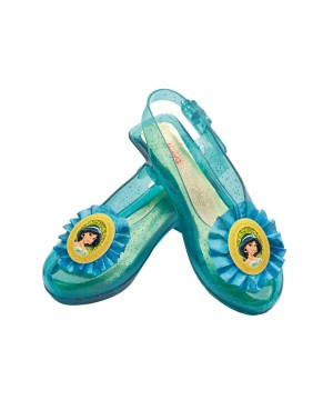 Girls Disney Jasmine Sparkle Shoes