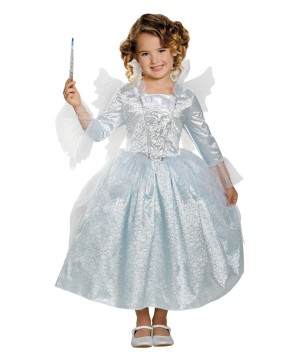 Girls Fairy Godmother Baby Costume