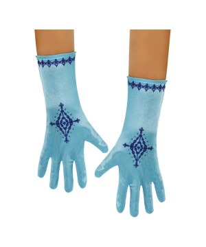 Girls Frozen Anna Disney Gloves