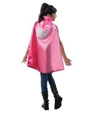 Girls Super Child Cape